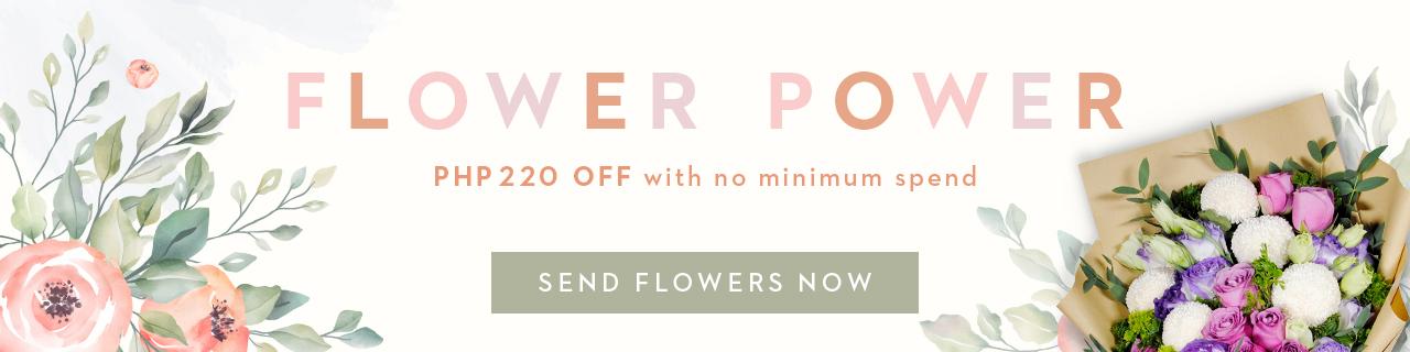 Flowerchimp Flower Power 21 Oct - 31 Dec