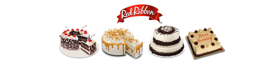Red Ribbon Philippines Red Ribbon Cakes Price List 2018