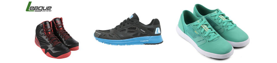 League Walker Running Shoes adalah jenis sepatu League yang bisa Anda  gunakan untuk berlari ataupun berjalan. Dengan bahan materialnya yang  ringan 9c6ec29c9e