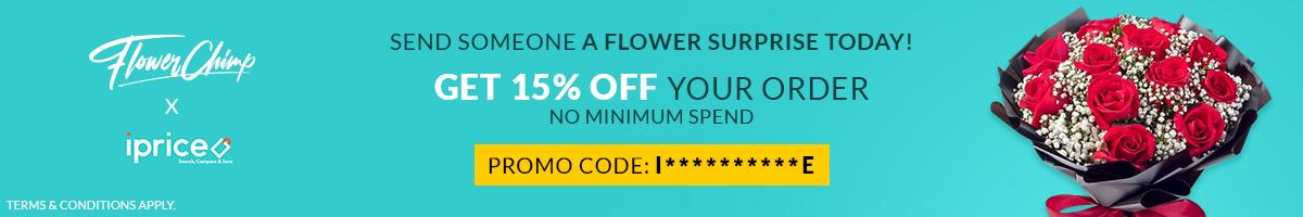 Flower Chimp June July Campaign