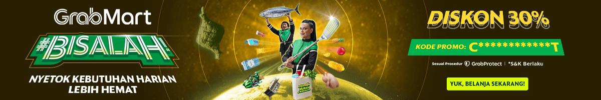 GrabMart June Campaign