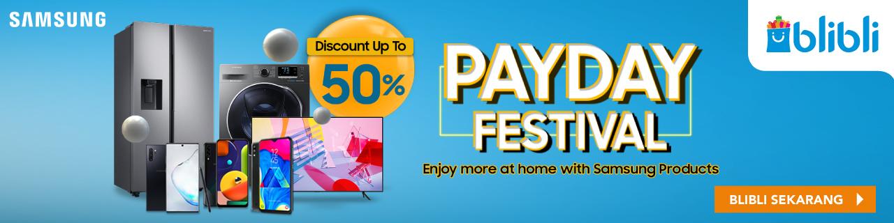 Blibli - Samsung Pay Day