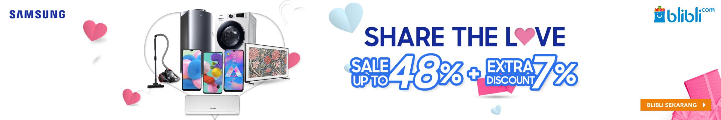 Bli-Bli Samsung Valentine Campaign