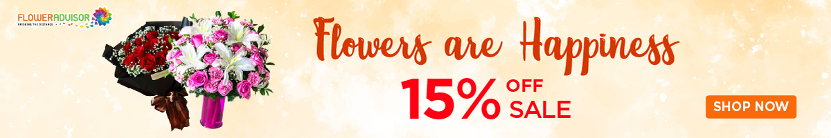 FlowerAdvisor Aug Campaign