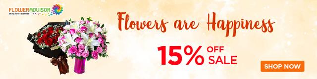 Flower Advisor October Campaign
