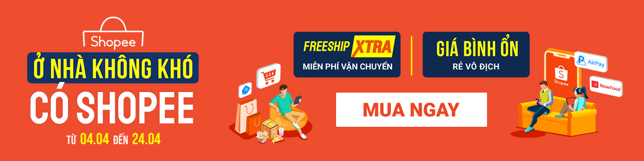 Shopee 4.4 Free Shipping