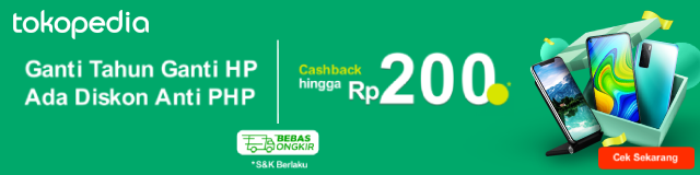 Tokopedia December