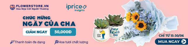 Flowerstore Fathers Day Campaign
