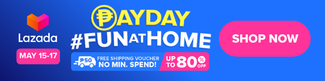 Lazada Payday Campaign
