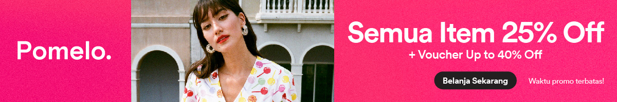 Pomelo 25% Sitewide