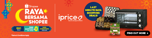 Shopee Last Minute Raya Shopping