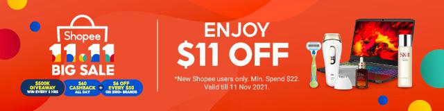 Shopee 1111 sale