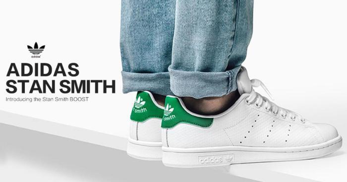 promo code abc40 a56a2 ไม่ว่าจะผ่านไปกี่ปี Adidas Stan Smith ก็ยังคงฮิตอยู่เสมอ