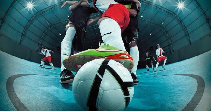 84 Gambar Pemain Futsal Hitam Putih