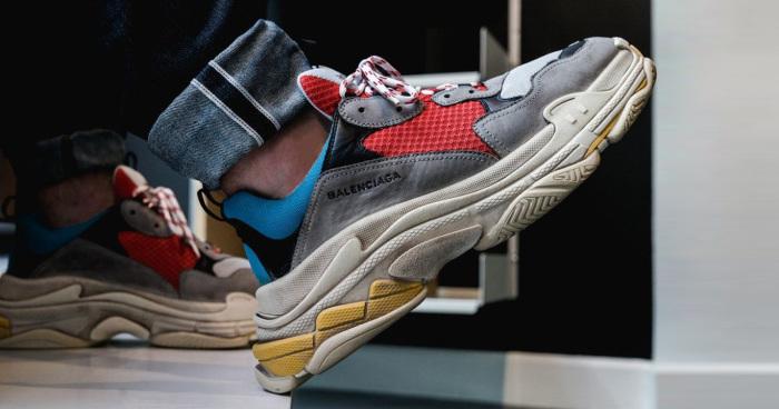 official photos dedff dc856 7 đôi giày Balenciaga đẹp lấy lòng tín đồ giày sneaker