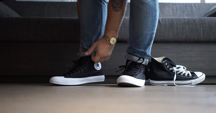 1a8fcad42ccd 7 outfits men can rock with Chuck Taylor sneakers