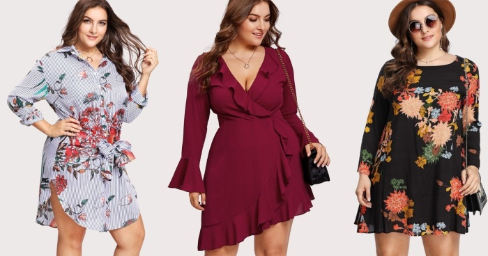 Trendy Plus Size Dresses