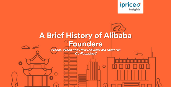 A Brief History Of Alibaba Founders