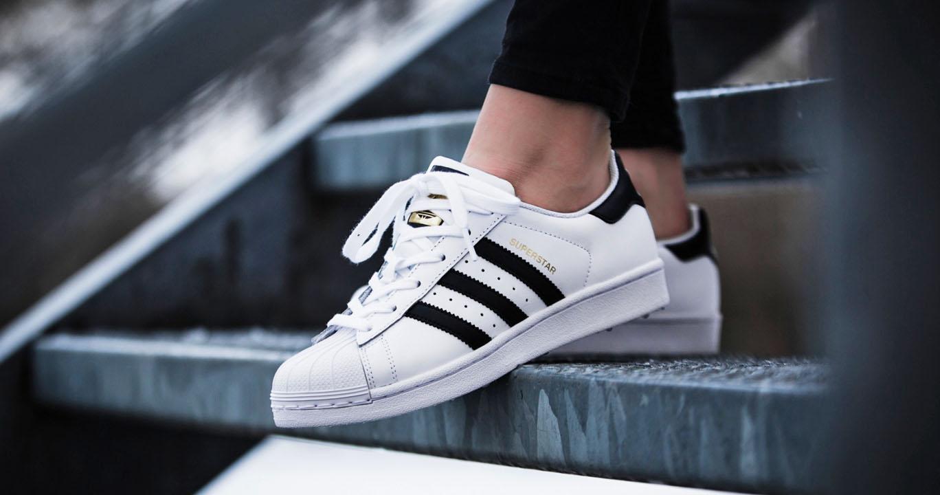 Adidas Superstar dari Masa ke Masa 3dcc284c34