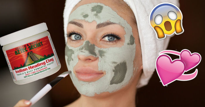 aztec healing clay the face mask to beat all face masks