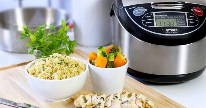 Cách nấu món ngon mỗi ngày bằng nồi cơm điện đơn giản và tiết kiệm dành cho người bận rộn
