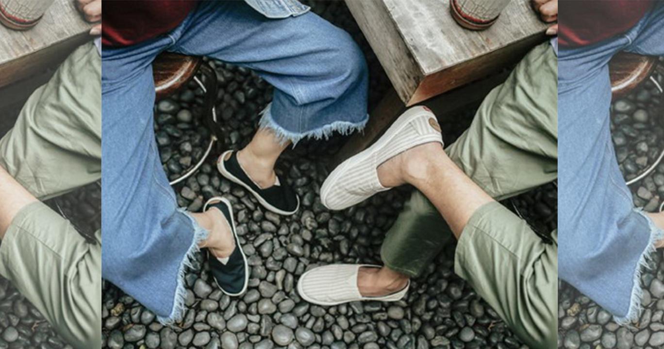 Sepatu Wakai Indonesia Harga Pria Dan Wanita Tendencies Footbed Sandals Black Hitam 43 Contek Gaya Simpel Ala Jepang Dengan
