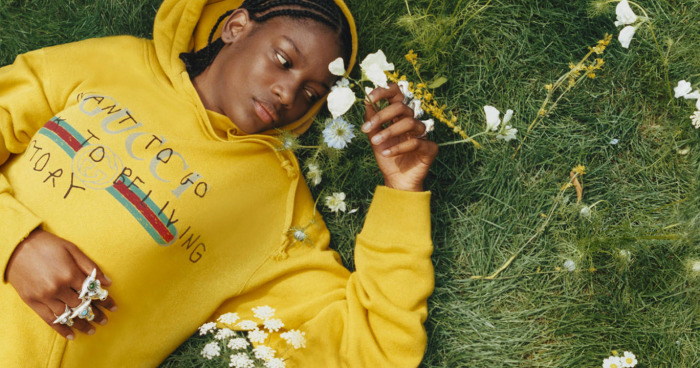 2d6ca4d1463 Ditch your ugly Christmas sweaters for these Gucci hoodies instead