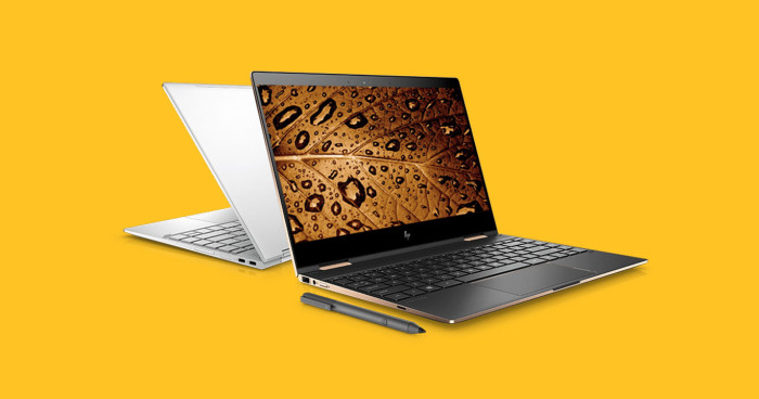 Hp Spectre X360 Laptop Ultra Tipis Penuh Gaya