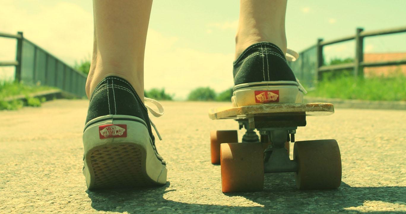 Lima Hal yang Diperhatikan Skater Saat Memilih Sneakers Vans 14d76b7b59