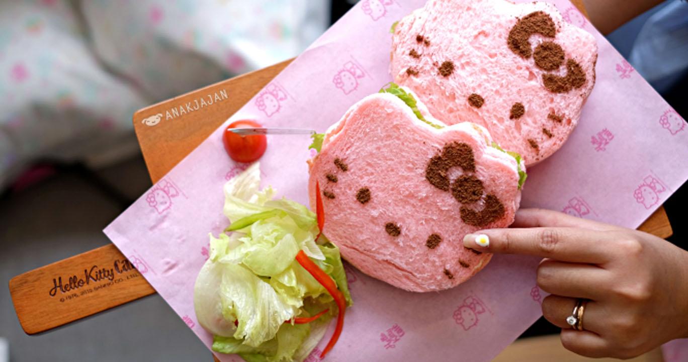 Harga Rak Piring Di Indonesia Dinding Dapur Alumunium Lima Tips Menyulap Rumah Menjadi Seperti Hello Kitty Caf