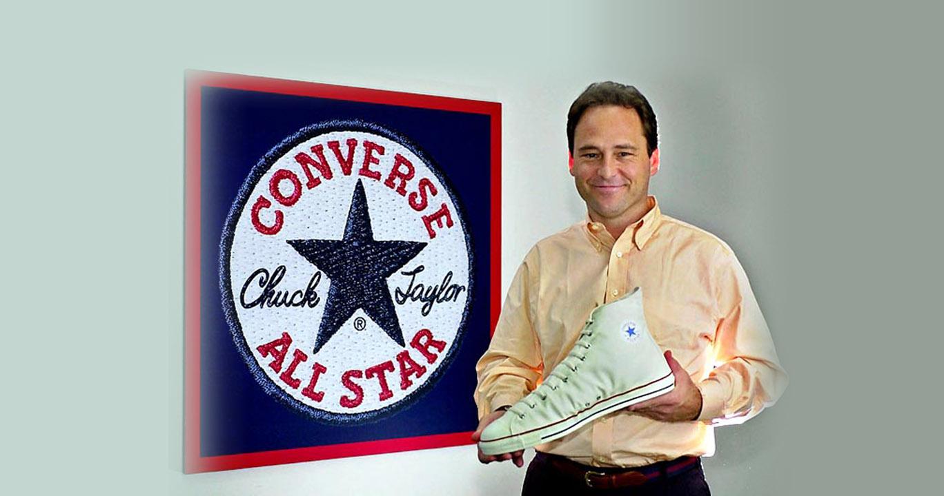 breda sorter det senaste ny hög Mengenal Chuck Taylor, Pria Dibalik Sneakers Converse Terlaris di ...