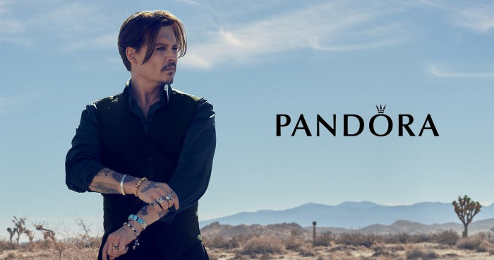 1754dce41 Men's Pandora bracelets to channel your inner Johnny Depp this Christmas