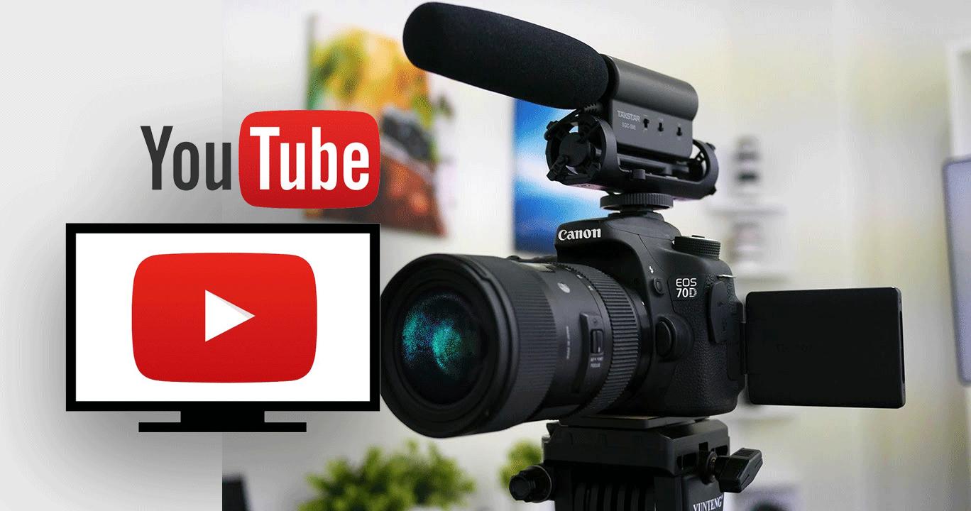 Những điều cần lưu ý khi mua máy ảnh Canon để live stream YouTube dành cho Vlogger