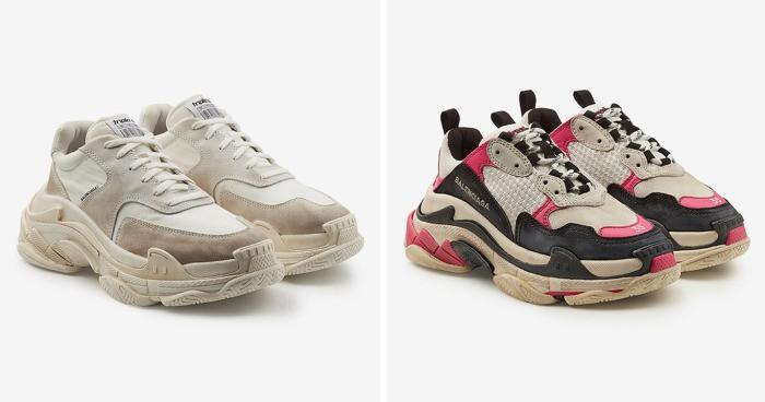 5c1b7f3190a Những mẫu giày thể thao nam dẫn đầu xu hướng giày sneaker 2018