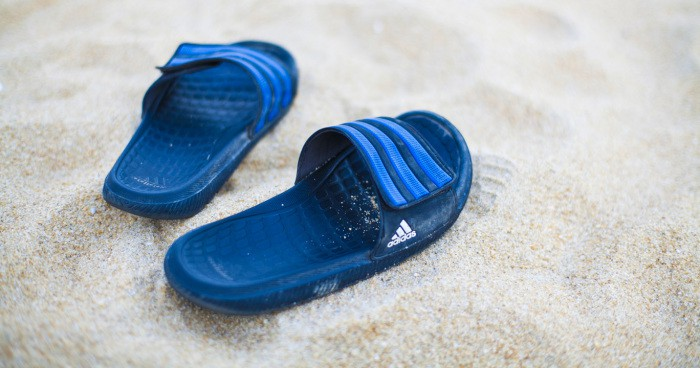 Slip into Post workout Comfort with these adidas Slippers