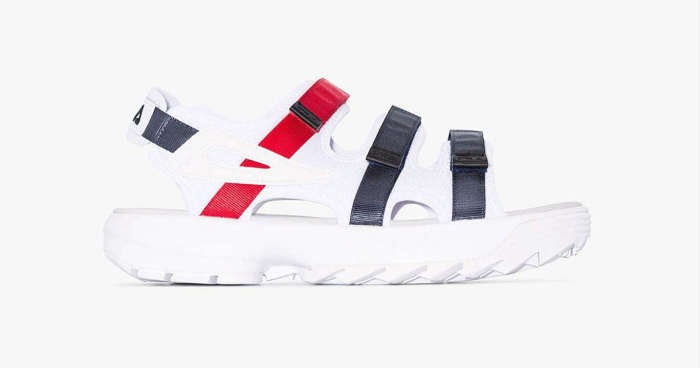 The Fila Disruptor 2 is Now a Sandal
