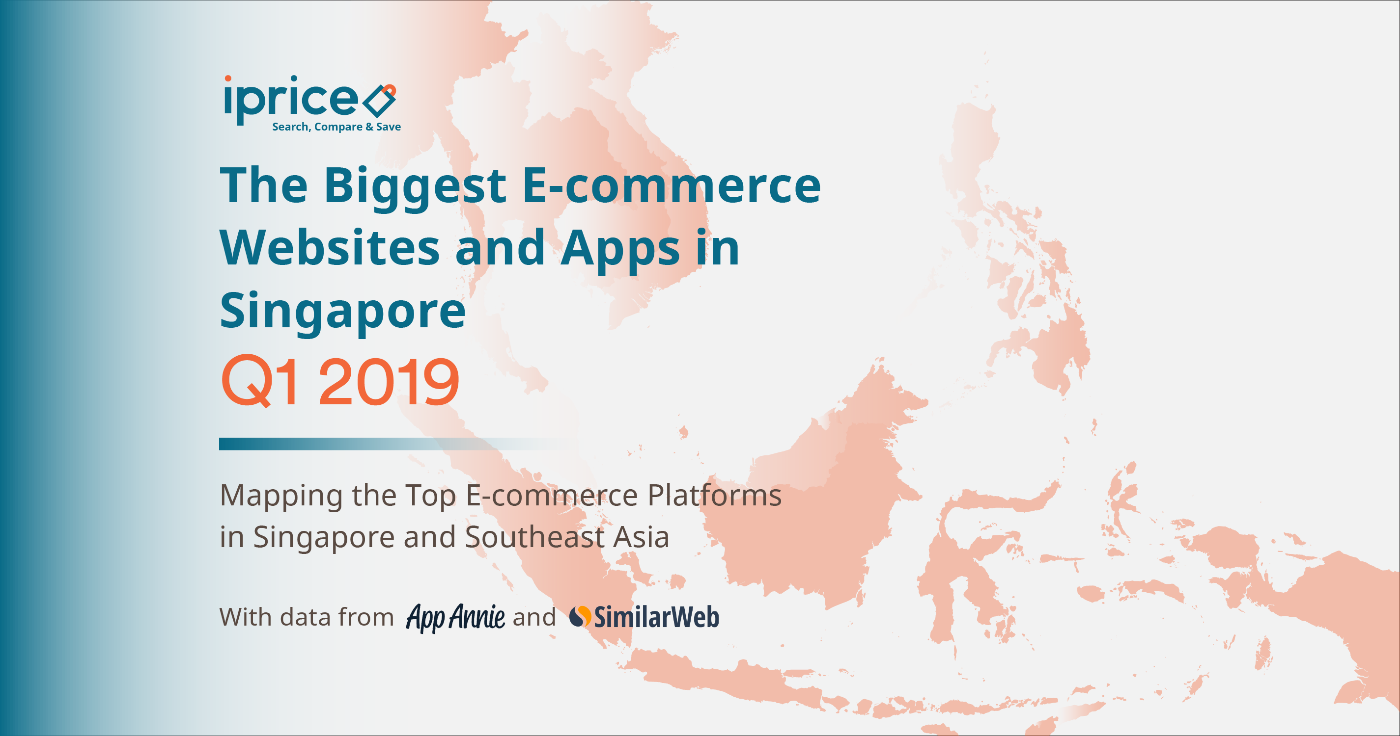 129461e13e The Leading E-commerce Mobile Shopping Apps and Websites in Singapore, Q1  2019