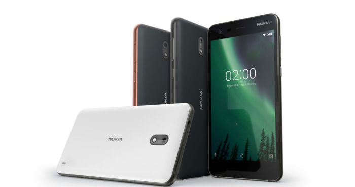 The Nokia 2 Makes It Possible To Leave Your Charger At Home