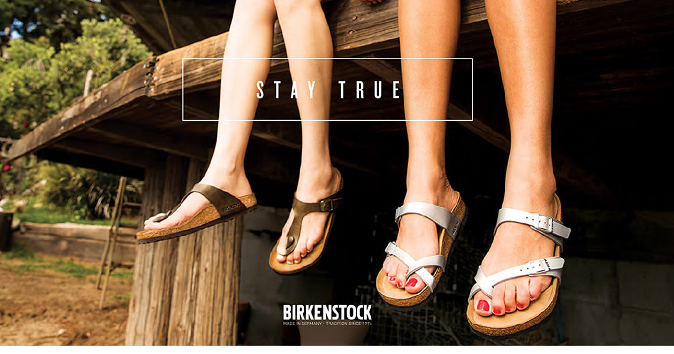 b38ed4049e5b These Birks Are Made for Walking  Back to Basics with Birkenstock Sandals