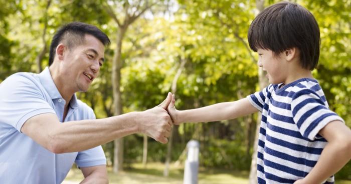 tips parenting anak